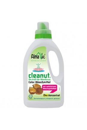 Концентрированное жидкое средство для стирки Cleanut Eco, 750 мл