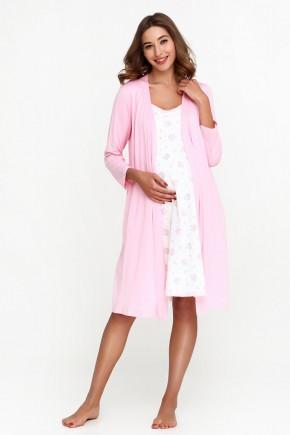 Халат для вагітних і годуючих Creative Mama Latte