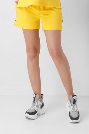 Шорты для беременных Dianora желтые