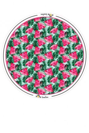 Круглий Рушник Пончик, 150 см