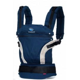 Эрго рюкзак Manduca Navy синий