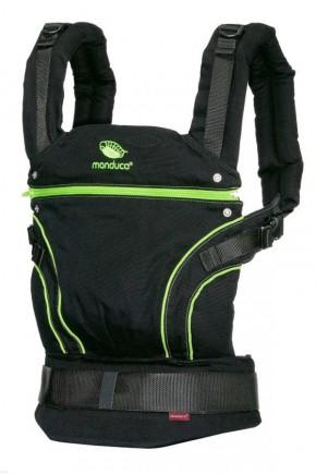 Слинг-рюкзак Manduca Screamin Green зеленый