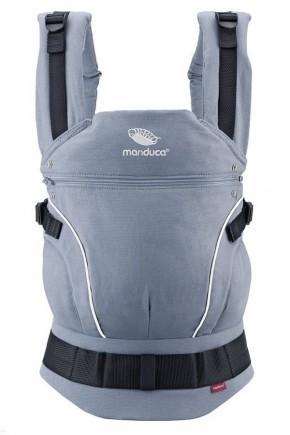 Слинг-рюкзак Manduca Sky Blue голубой