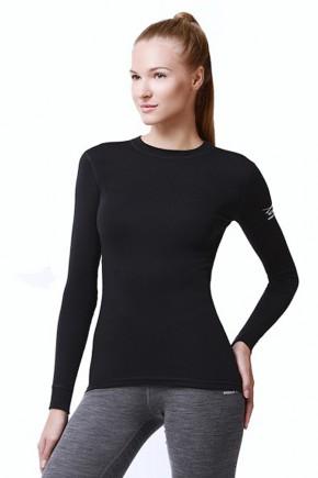 Термофутболка женская с длинным рукавом Norveg Soft Shirt