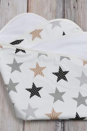 Непромокаемая пеленка 60*80 Magbaby звезды