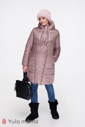 Зимняя куртка для беременных Юла Mama Mariet OW-49.043
