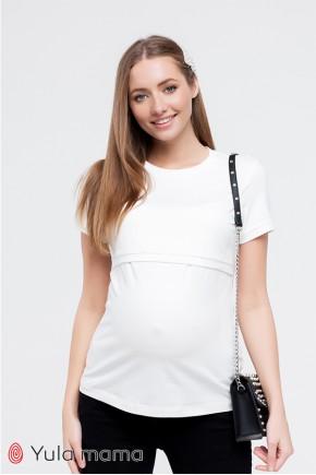 Майка для вагітних і годуючих Юла Мама Liza new NR-29.102