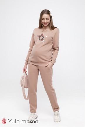 Спортивный костюм для беременных и кормящих Юла Mama Darina ST-49.062
