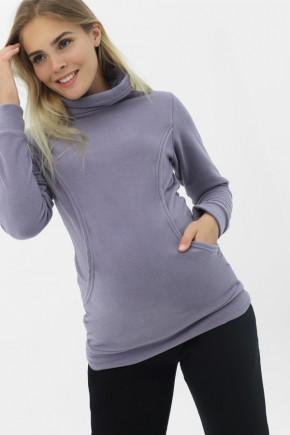 Джемпер флисовый для беременных и кормящих Y@mmyMammy арт. 202.2.116