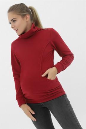 Джемпер флисовый для беременных и кормящих Y@mmyMammy арт. 202.2.114