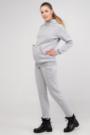 Джемпер флісовий для вагітних і годуючих Y@mmyMammy арт. 202.2