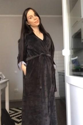 Халат для беременных и кормящих Creative Mama Celine