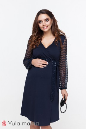 Платье для беременных и кормящих Юла Mama Calliope DR-49.251