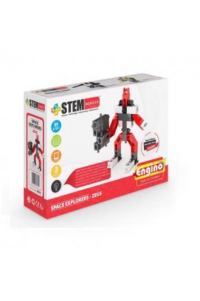 Конструктор серии STEM HEROES - Исследование космоса: Зевс