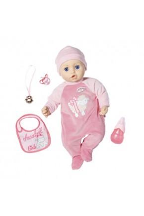 Интерактивная кукла BABY ANNABELL - МОЯ МАЛЕНЬКАЯ ПРИНЦЕССА (43 cm, с аксессуарами, озвучена)