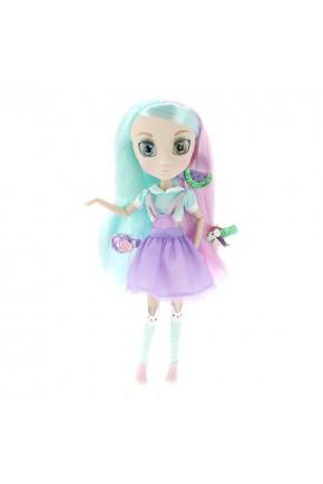 Кукла SHIBAJUKU S4 - ШИЗУКА (33 cm, 6 точек артикуляции, с аксессуарами)