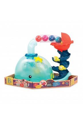 Игровой набор - КИТЕНОК ПЕППИ (5 шариков)