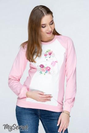 Свитшот для беременных и кормящих Юла Mama Spirit NR-19.082
