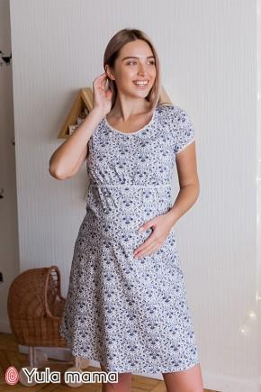 Ночная рубашка для беременных и кормящих Юла Мама Margaret NW-1.6.3