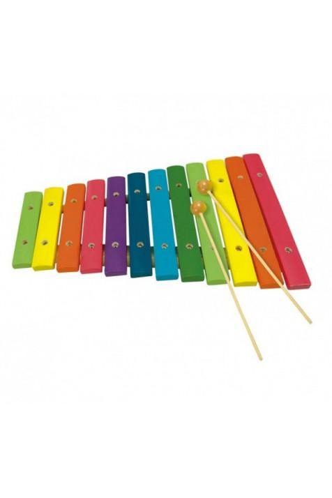 Ксилофон 12-ти тональный