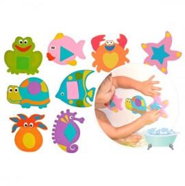 Аква-пазлы для ванной  Bath'n Puzzles KinderenOK