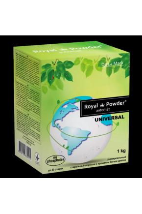 Стиральный порошок Royal Powder с ароматом белых цветов