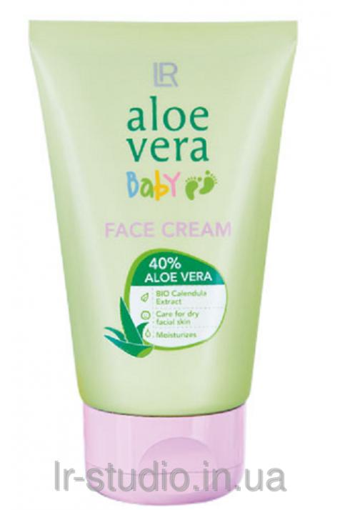 Aloe Vera Baby Крем для лица (Детский крем для лица)