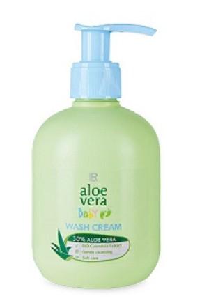 Aloe Vera Baby Очищающий крем(Детский очищающий крем)