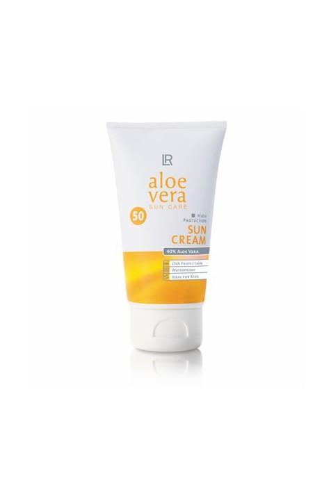 Aloe Vera Sun Солнцезащитный крем SPF 50